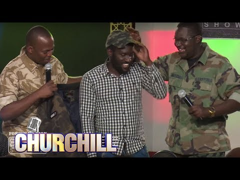 Churchill Show S07 Ep04 Forces Edition