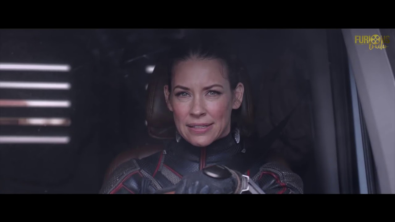 Download Ant Man & The Wasp Vs Ghost   Fight Scene   ANT MAN AND THE WASP 2018 Movie CLIP HD