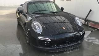 2 days with a Porsche 911 Turbo S