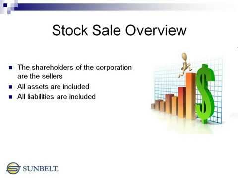 Asset vs Stock Sale: Structuring your Business, Part 2