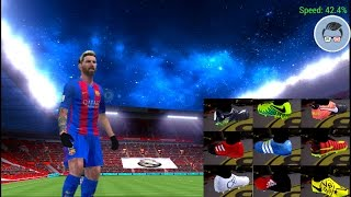 Pes2017 Android All texture,stadium,sky,Tattoo and Boots[Replace And Download] Jogressv2