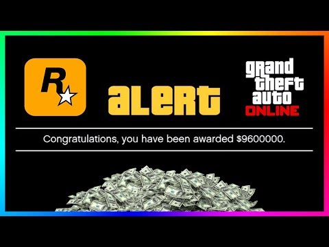 Extra FREE Money From Rockstar In GTA 5 Online, BIG Changes Coming In The Next DLC Update & MORE!