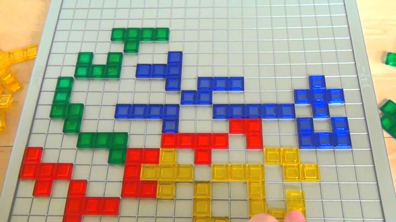 Blokus Spielanleitung