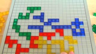 Regeln zu Blokus - Spielanleitung