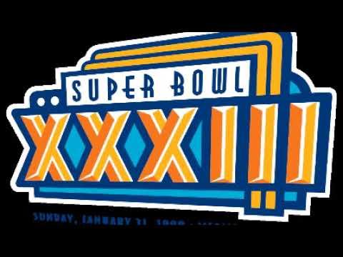 Super Bowl 33 (XXXIII) - Radio Play-by-Play Coverage - CBS Radio Sports
