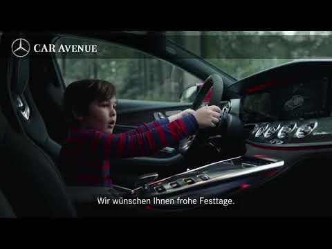 Car Avenue youtube link Weihnachtsmann auf frischer Tat ertappt.