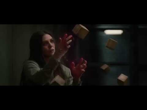 Captain America Winter Soldier End post Scene Scarlet Witch Quicksilver Bucky