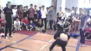 Freak Moves Bboy Battle 2011-team Big tits  vs team JMC