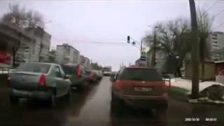 ДТП с автомобилем ППС ДТП! Авария! Видеорегистратор