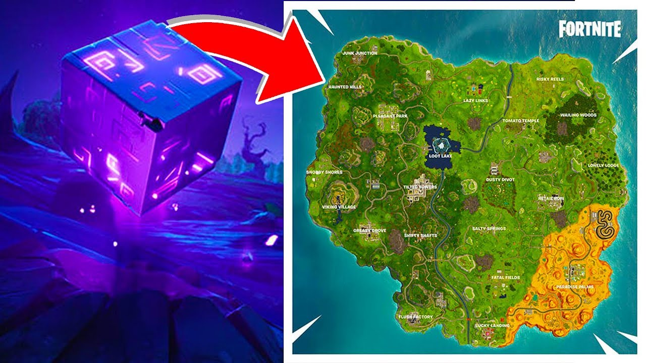 *NEW* ALL NEW MAP LOCATIONS - SEASON 6 IN FORTNITE BATTLE ...