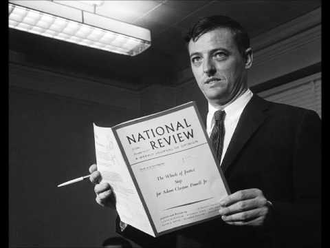 Bill Buckley and the Rise and Fall  of the National Review