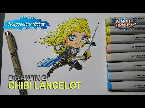 83+ Gambar Mobile Legends Lancelot Royal Matador Gratis Terbaik