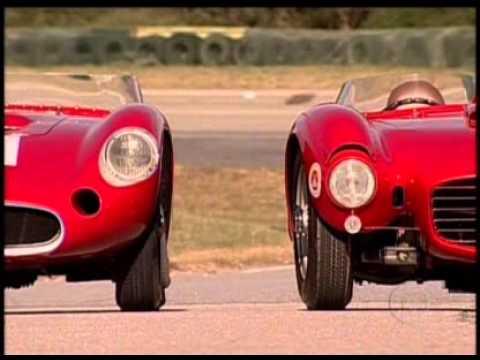 Auto Esporte Lancia D24 1953 Maserati 300 S 1953 Youtube