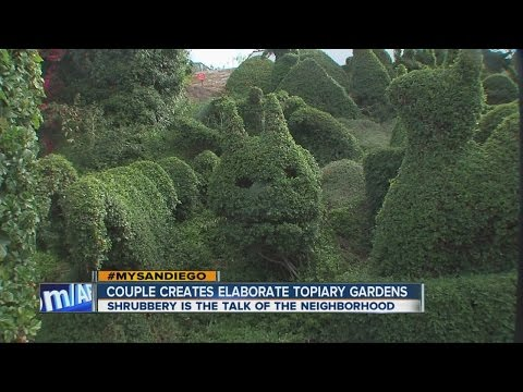 #MySanDiego: The Topiary Garden in Mission Hills