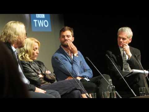 The Fall Series 3 Q&A with Gillian Anderson, Jamie Dornan & Allan Cublitt