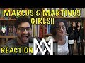MARCUS & MARTINUS GIRLS FT. MADCON REACTION