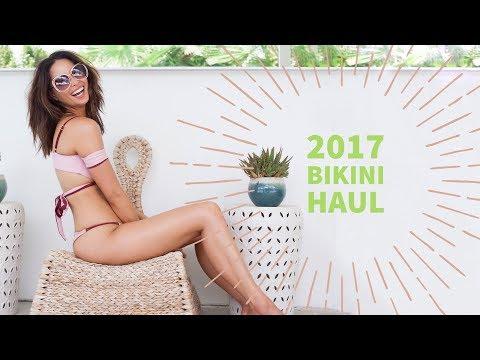2017 Bikini Haul   My Favorite Swimsuits of 2017   Aja Dang