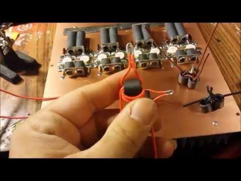 Gatekeeper In Amp Building Concepts - Splitter-Combiner For 4 Pill Amp