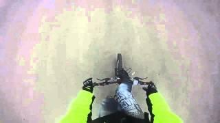Вело трюк на горном велосипеде .(, 2015-04-13T08:16:02.000Z)