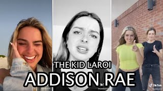 The Kid Laroi - Addison Rae (+Lyrics) Full Song TikTok