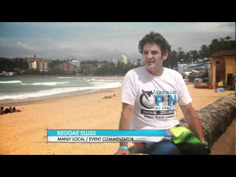 Australian Open Of Surfing - Morning Show Special Moments: History Of Manly
