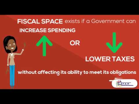 Fiscal Space Animated Infomercial