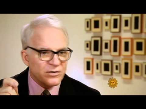 Steve Martin's Love of Art