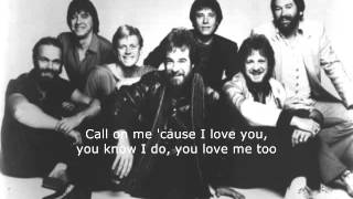 CHICAGO -  Call on Me (with lyrics)