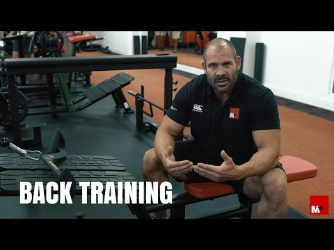 Back Training - Key Principles To Developing A Balanced Back