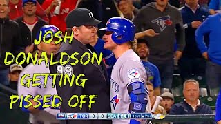 Josh Donaldson getting Pissed Off