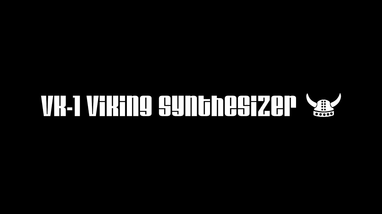 VK-1 Viking Synthesizer | Blamsoft