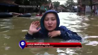 Download Video Warga Baleendah Nekad Melawan Arus Banjir -IMS MP3 3GP MP4