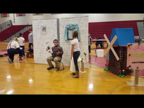 Leela's Destination Imagination, New Hampshire State Competition