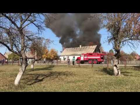 Інформаційне Агентство АСС: Пожежа в Красноїльську