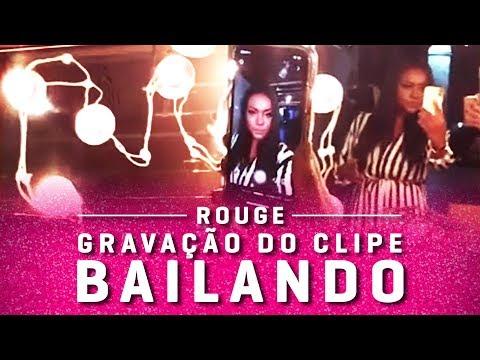 Rouge - Gravação do clipe 'Bailando' (12/01/2018)