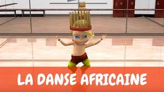 Bébé Lilly - Danse Africaine