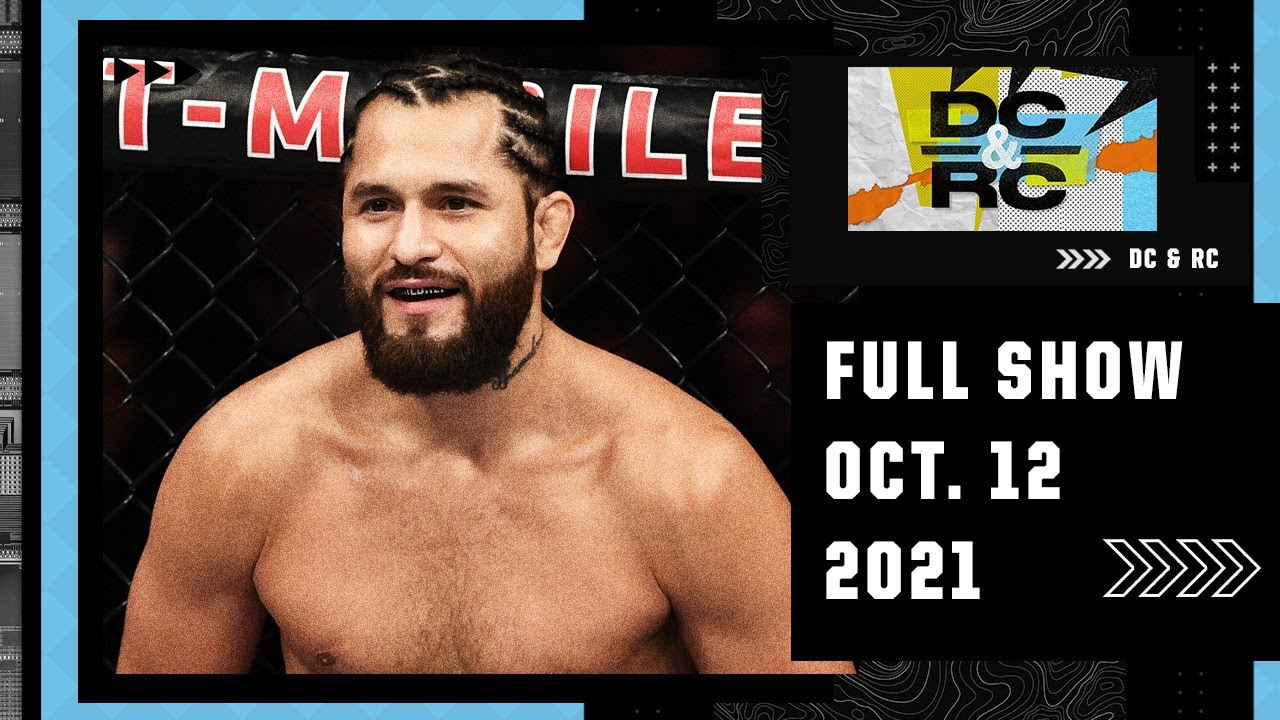 DC & RC on Masvidal/Edwards at UFC 269, top combat trilogies [FULL SHOW – Oct. 12, 2021] ESPN MMA