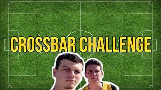 CROSSBAR CHALLENGE (Reto del larguero) CON CASTIGO!