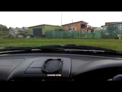 Форсунки на дворниках Nissan Rnessa