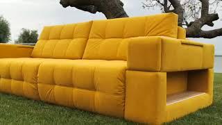 Обзор расцветок дивана BOSS XO