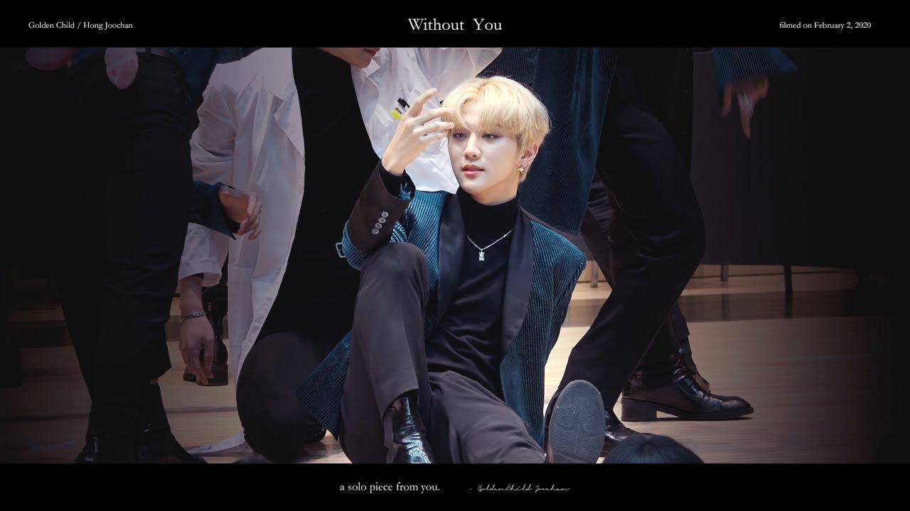 200202 골든차일드(Golden Child) 서교 팬사인회 :: Without You 주찬(Joochan) focus.