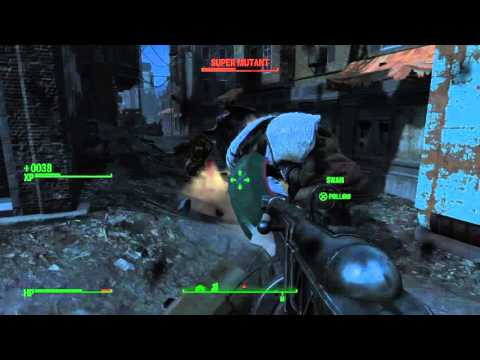 Fallout 4 Pacified Swan