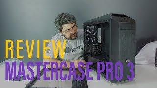 review do Case Mastercase Pro 3 da Cooler Master