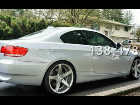 2008 Bmw 335i 6 Sd Manual 20 Wheels For In Milwaukie Or