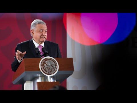 Avanza construcción del aeropuerto 'General Felipe Ángeles'. Conferencia presidente AMLO