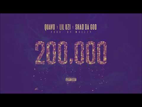 """""""200,000"""" Quavo, Lil Uzi Vert & Shad Da God (Screwed)"""