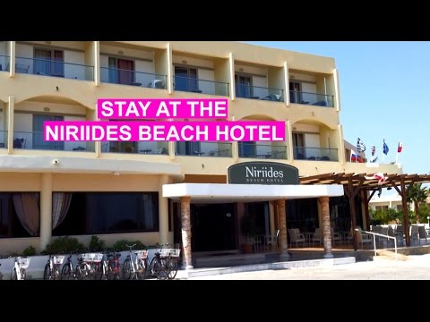 Niriides Beach Hotel - Kos, Greece