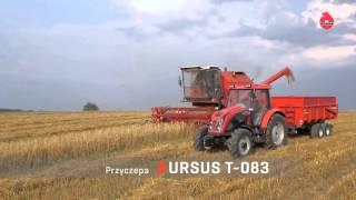 Przyczepy rolnicze URSUS