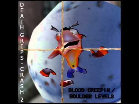 Death Grips / Crash 2 remix - Blood Creepin / Boulder Levels mp3