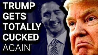 Trump Cucked & Embarrassed at G7 Summit